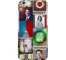 Conservatives Collage iPhone Case/Skin