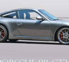 2012 Porsche GT3 III Sticker
