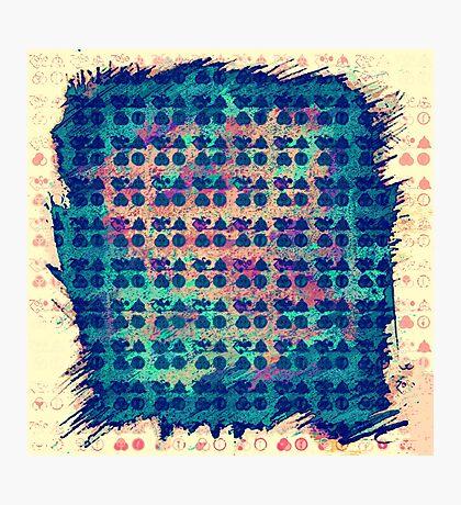 The Symbols Photographic Print