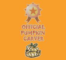 Official Pumpkin Carver by ddiaz
