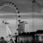 London&#x27;s Eye... England  by Qnita