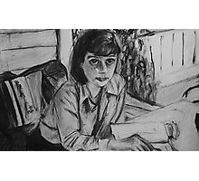 Carson McCullers Photographic Print