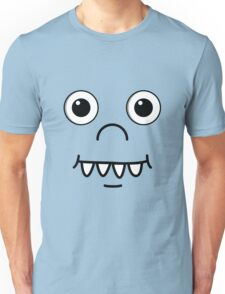 Cute funny cartoon face Unisex T-Shirt