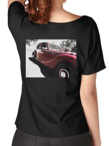 50's MG Convertible Women's Relaxed Fit T-Shirt