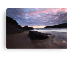 Dingle Sunset - Co. Kerry Canvas Print
