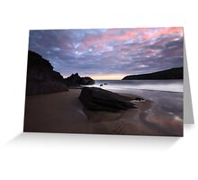 Dingle Sunset - Co. Kerry Greeting Card