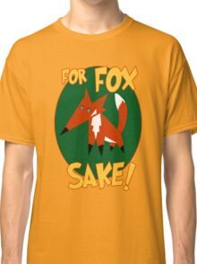 Fox Sake Classic T-Shirt
