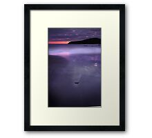 Pebble - Dingle Co. Kerry Framed Print