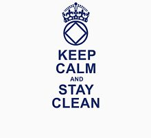 Keep Calm, Stay Clean Unisex T-Shirt