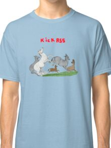 They Kick Ass. Classic T-Shirt