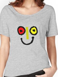 Bahamas goombay punch face geek funny nerd Women's Relaxed Fit T-Shirt