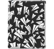 paper airplanes iPad Case/Skin