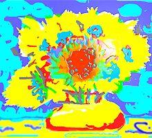 Flower by John Foy