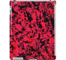 graffiti red iPad Case/Skin