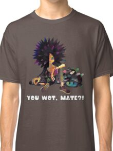 Splatoon! Spyke  - YOU WOT, MATE?! Classic T-Shirt