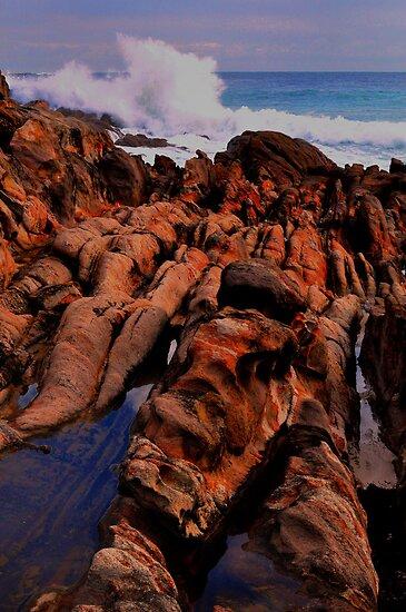 Wyadup Rock Man 2 by Miles Moody