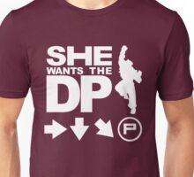 She wants the DP Unisex T-Shirt