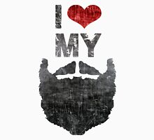 I Love My Beard Unisex T-Shirt