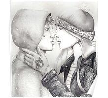 Eskimo Kiss Poster