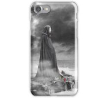 Cold And Grey.... iPhone Case/Skin