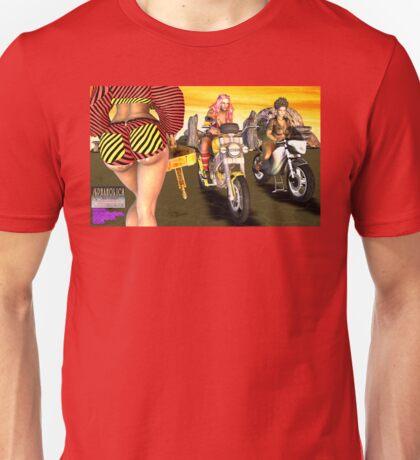 The Motorcycle Race War... Unisex T-Shirt