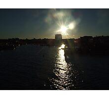 bridlington harbor Photographic Print