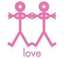 Love Women Icon by Thisisnotme