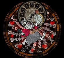 White Rabbit Wonderland by MazukiArts