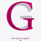 Dress Up Your Typeface by Daniel Plateado