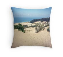 DUNE! Throw Pillow