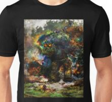 shadow of the witcher Unisex T-Shirt