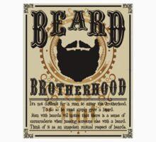 Beard Brotherhood One Piece - Long Sleeve