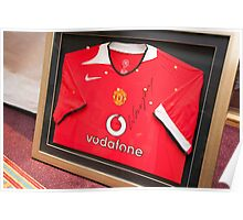 Manchester United Shirt_9690 Poster