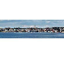 Gloucester -- Panoramic Tilt-Shift Photographic Print