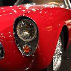 European Sportscar Headlights by transportation