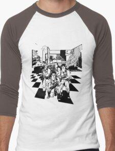 Busting Ghosts Men's Baseball ¾ T-Shirt
