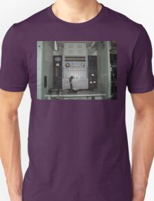 Telephone Switchboard Truck Unisex T-Shirt