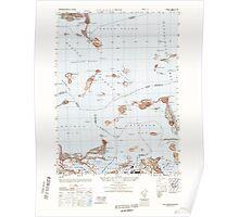 Massachusetts  USGS Historical Topo Map MA Hull 351030 1948 25000 Poster