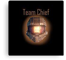 Halo 5 Team Chief Canvas Print