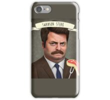 Swanson Steak iPhone Case/Skin