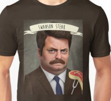 Swanson Steak Unisex T-Shirt