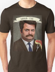 Swanson Steak T-Shirt