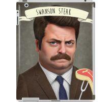 Swanson Steak iPad Case/Skin