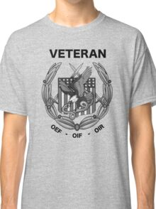 GWOT VETS  Classic T-Shirt