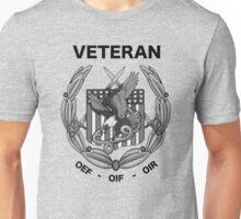 GWOT VETS  Unisex T-Shirt