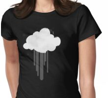 Emo Cloud Womens Fitted T-Shirt