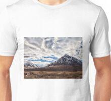 Glen Coe Mountains of Scotland Wow! Unisex T-Shirt