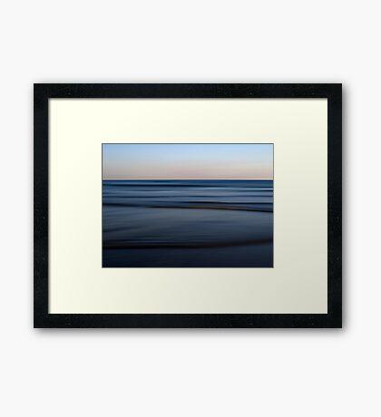 Allure Framed Print