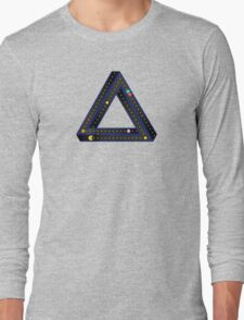 Pac Man Infinite Long Sleeve T-Shirt