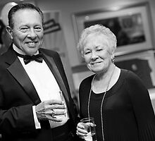 Life Music Foundation Guests Portrait_9713 B&W by hallphoto